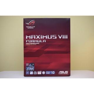出售 二手 asus rog MAXIMUS VIII FORMULA  z170  1151 針腳 最漂亮主機板