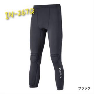 SHIMANO IN-267Q XEFO 防護防曬內搭褲