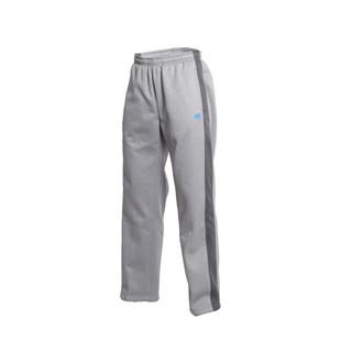 MJ3 男厚刷毛長褲(運動褲 慢跑 路跑  灰藍
