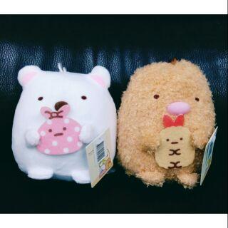 *Lulu娃娃雜貨舖*(現貨)角落生物 炸豬排 白熊 角落小夥伴 娃娃