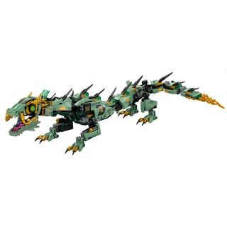 LEGO 樂高 旋風忍者 70612 綠龍 忍者龍