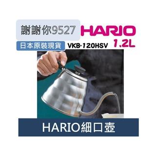 限量 日本原裝進口 HARIO Buono VKB-120 V60不鏽鋼細口壺手沖壺雲朵1200ml1.2L手沖咖啡