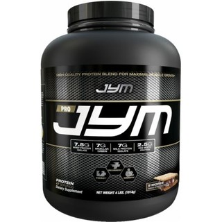 JYM Pro JYM Whey Protein Isolate 低脂 乳清 高蛋白 分離式 鈣質 (1.8 kg)