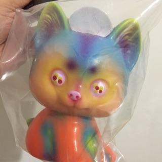 日本玩具展 設計師公仔 非 TTF 山椒魚 小夏 Molly