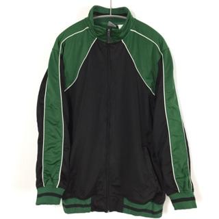 USA vintage -- 美國古著 Athletic works撞色薄款運動外套