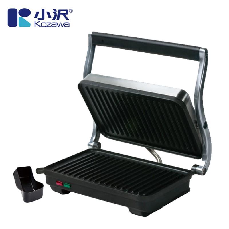 小澤 燒烤機 帕尼尼機 牛排 牛排機 鐵板烤肉 牛小排 肋排 煎鍋 KW-563BBQ 【24H出貨】