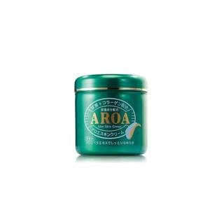 日本AROA蘆薈保濕滋潤護膚霜230g