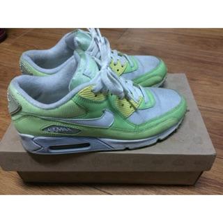 Nike Air Max90 淺綠 25.5cm