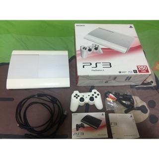 PS3 主機 4007B 250G 二手