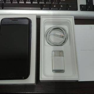 APPLE iPhone 7 128G 霧黑 iPhone7 128G 黑