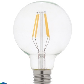 LED燈絲燈G80 LED烏絲燈LED愛迪生燈泡LED復古風燈泡5w 2200k