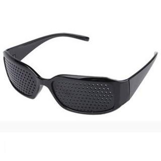 送收納袋擦拭布 型針孔眼鏡小孔眼鏡洞洞眼鏡小洞眼鏡視力保健弱視訓練貝茲法愛眼操