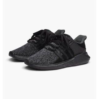 ADIDAS EQT SUPPORT 93/17 BLACK FRIDAY PACK 黑 全黑 黑色星期五 BY9512