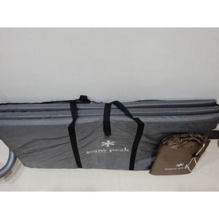 SNOW PEAK SET-021 AMENITY DOME 五人帳篷專用泡棉墊地布組