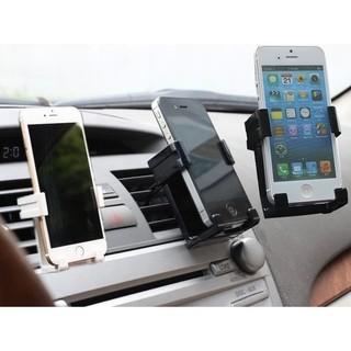 汽車用 出風口手機支架 卡扣式手機夾   kiwi小舖  【HJ029】
