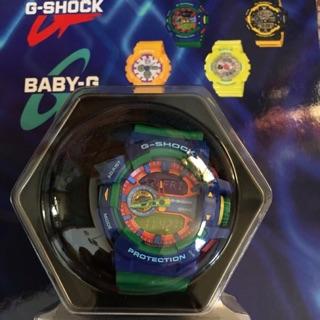 《現貨》CASIO G-SHOCK 超人氣大錶徑GA-400-2ADR 系列錶款