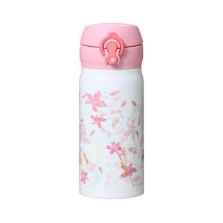 日本星巴克櫻花保溫瓶350ml,不鏽鋼馬克杯355ml,Starbucks Japan Sakura