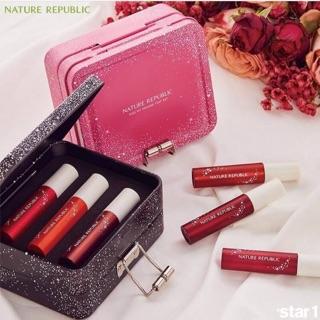 Nature Republic 聖誕限量熱賣唇釉