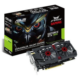 華碩 STRIX-GTX950-DC2OC-2GD5-GAMING ASUS 顯示卡
