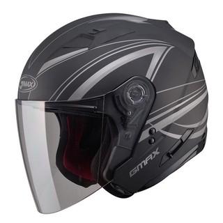 SOL安全帽,G MAX安全帽,OF77,DERK/消光黑銀