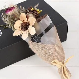 [現貨供應]乾燥花花束禮盒創意禮品工藝品批發情人節七夕教師節禮品禮物