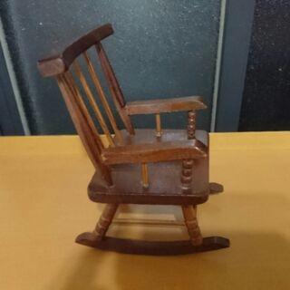 手工木製搖椅