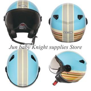 ♛瑞獅ZEUS ZS-210C☞DD51☞彩繪款式 ☞半罩 ☞3/4罩☞安全帽☞復古帽☞飛行帽☞CP值高☞優惠特賣中
