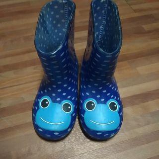 小青蛙雨鞋
