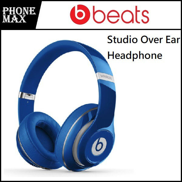 [phonemax]Beats New Studio Over Ear Headphone 動式降噪耳罩式耳機 先創公司