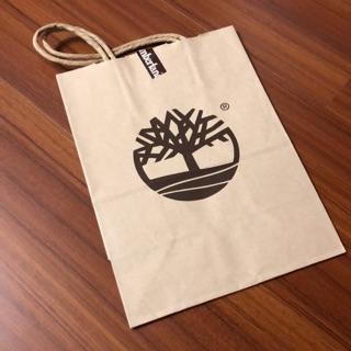 Timberland紙袋