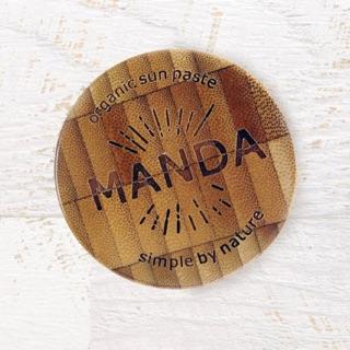 Manda 有機椰子防曬膏