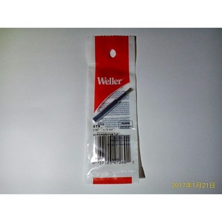 Weller ST-4 一字 起子 形 烙鐵頭 尖端 直徑 4.74mm (4.74) ~~~ book201688