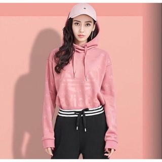 「帽子頑」 adidas Originals 愛迪達 路兒 帽T 裸粉 粉 乾燥玫瑰粉 長袖連帽上衣 CD6931 滿版