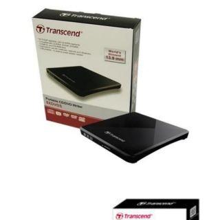 創見外接式DVD燒錄機  TS8XDVDS-K