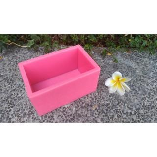 手工皂 優質 矽膠土司模 容量約500克