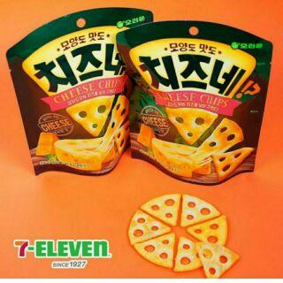 現貨韓國限定起司餅乾
