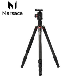 【現貨 秒寄】Marsace 瑪瑟士 DT-2541T 碳纖腳架 + DB-2 球型雲台 碳纖維專業三腳架套組(公司貨)