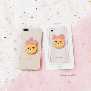 超可愛x正品預購✨ Kakao Friends 手機架 手機支架 耳機收納 伸縮氣囊支架