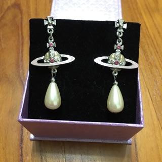 (降價~) Vivienne Westwood 珍珠 耳環