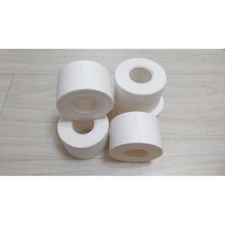 *現貨特賣*1.5吋貼布運動膠帶3.8cmx10m/白貼白繃