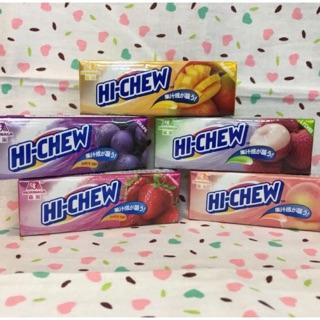 森永Hi-chew軟糖~五種口味任選~兩件特價中~優惠活動到4/25止