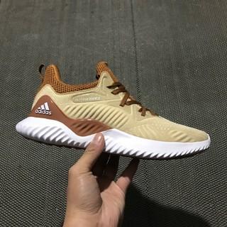 【TG名品】Adidas alphabounce hpc ams m 土黃 咖啡 阿爾法 三代 跑鞋 男