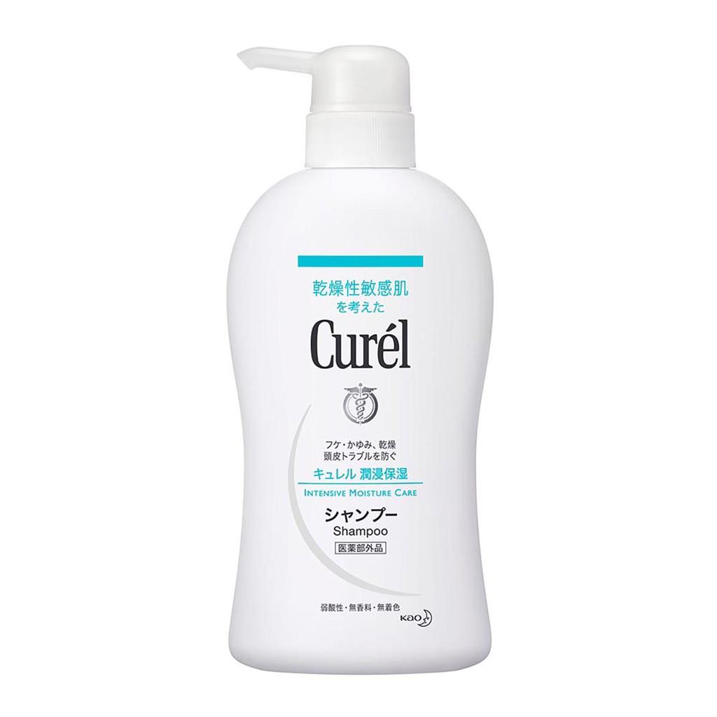 珂潤溫和潔淨洗髮精420ml【康是美】