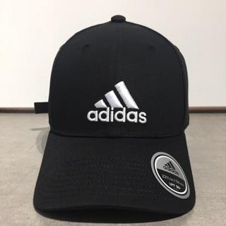 Four22®adidas//originals//老帽//愛迪達//三葉草//正品//素色//黑色//logo//帽子