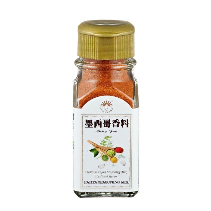 新光墨西哥香料28G /290G(FAJRTA SEASONING MIX.辛香料.調味料.香料.商用包.咖哩粉)食研所