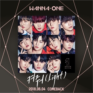 Wanna One UNDIVIDED 專輯代購
