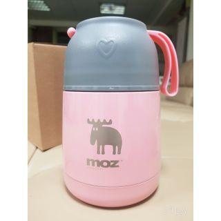 MOZ高真空悶燒罐430ml-粉色