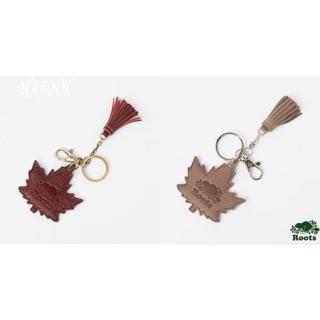 專櫃代購 Roots 楓葉流蘇鑰匙圈 加拿大 吊飾 飾品 掛飾 流蘇 RARXRK9 愛迪達 nike GAP Lee