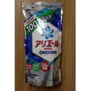 日本ARIEL超濃縮洗衣精補充包770g