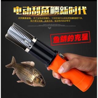 %23傑克五金%23 第4代可水洗全防水 電動刮魚鱗機 插電款大出力 除魚鱗器 龍膽石
